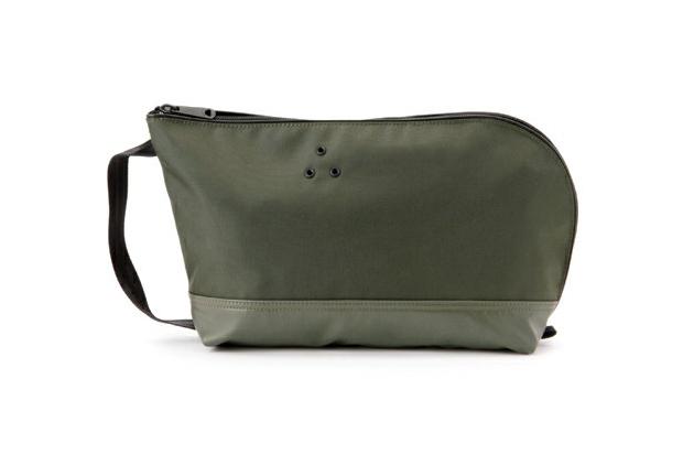 b yoshida x porter gripper pouch
