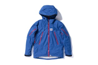 A Bathing Ape RAIN PARKA