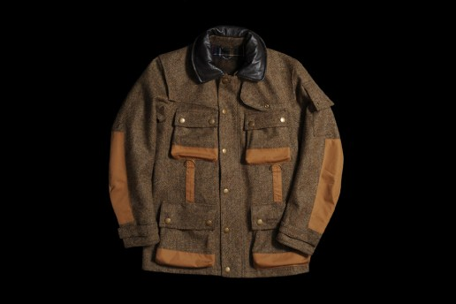 Barbour TO KI TO Military Tweed Jacket