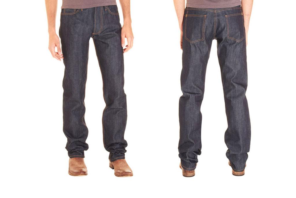 Barney's CO-OP x 3sixteen SL-BNY1 Jeans