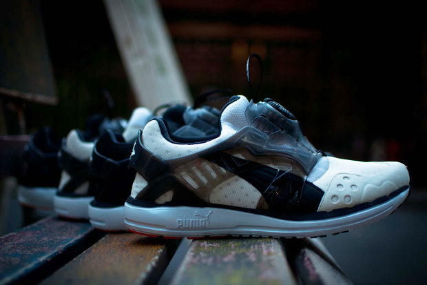 """BEAMS x PUMA """"DISC LTWD"""" Capsule Collection"""
