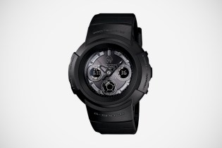 Beauty & Youth x Casio G-Shock AWG500