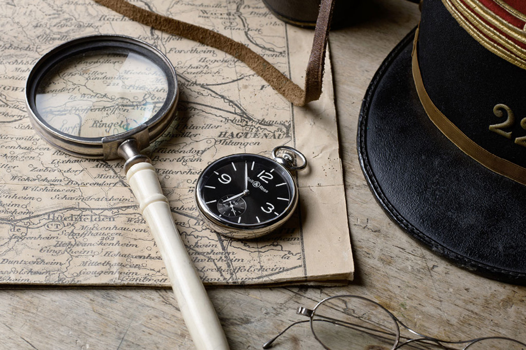 Bell & Ross PW1 & Vintage WW1 Watches