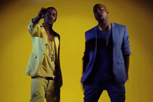 Big Sean featuring Kanye West & Roscoe Dash – Marvin & Chardonnay