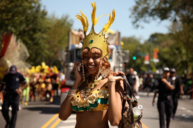 Below the Brain: West Indian Carnival Brooklyn 2010 Documentary  Trailer