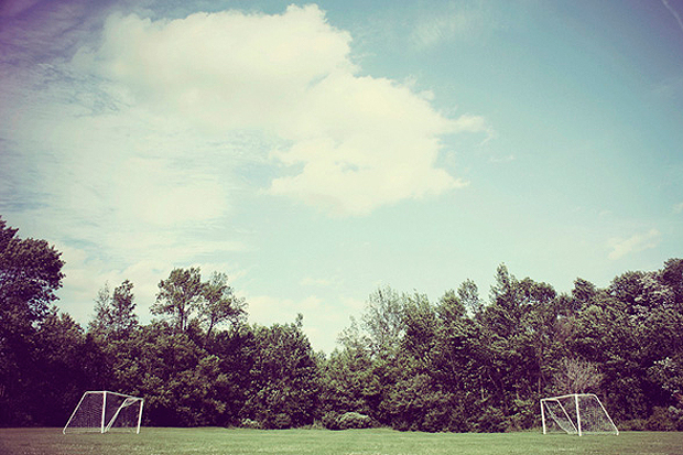 bumpy pitch soccer in america photo contest