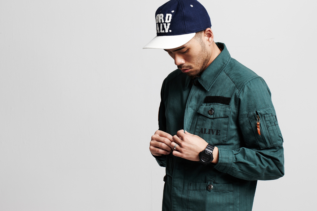Buried Alive 2011 Fall/Winter Lookbook