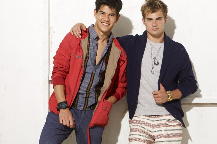Burkman Bros. 2012 Spring/Summer Preview