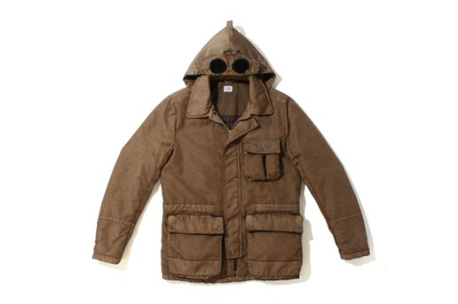 C.P. Company 2011 Fall/Winter Goggle Collection