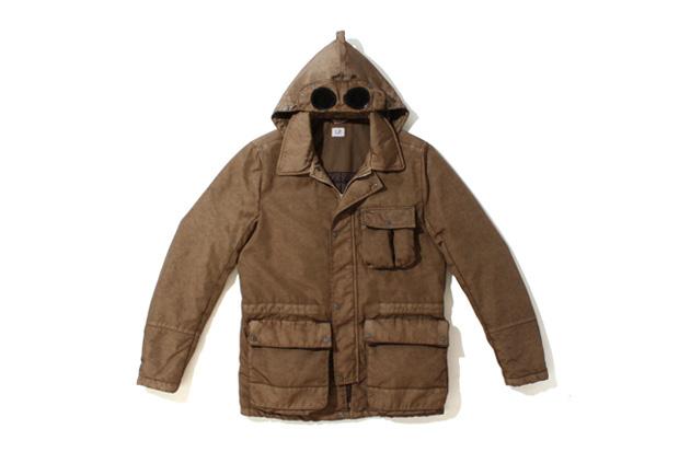 C.P. Company 2011 Fall/Winter Goggle Collection