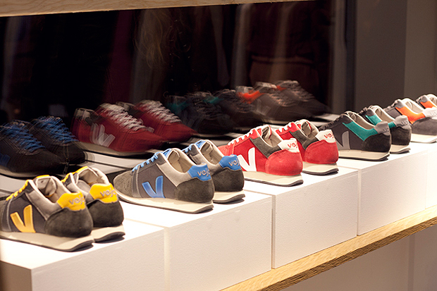 centre commercial x veja domingo launch recap