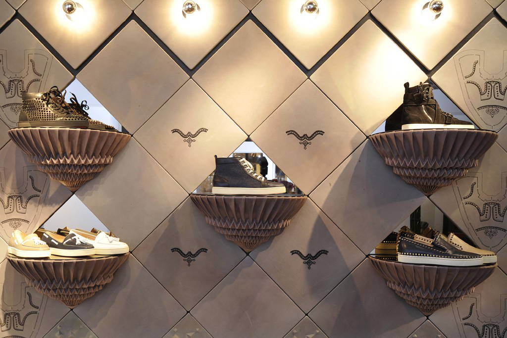 Christian Louboutin Men's Paris Store Opening
