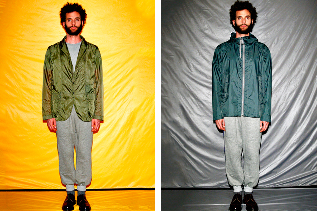 Christopher Raeburn 2011 Spring/Summer Collection