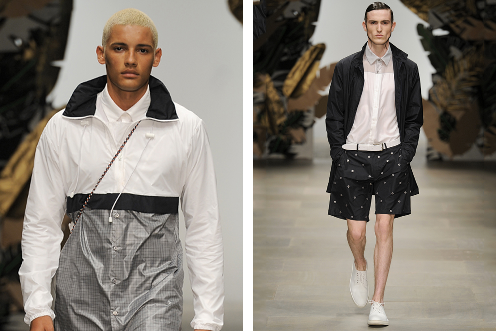 Christopher Shannon 2012 Spring/Summer Collection