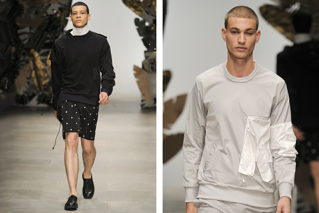 christopher shannon 2012 springsummer collection