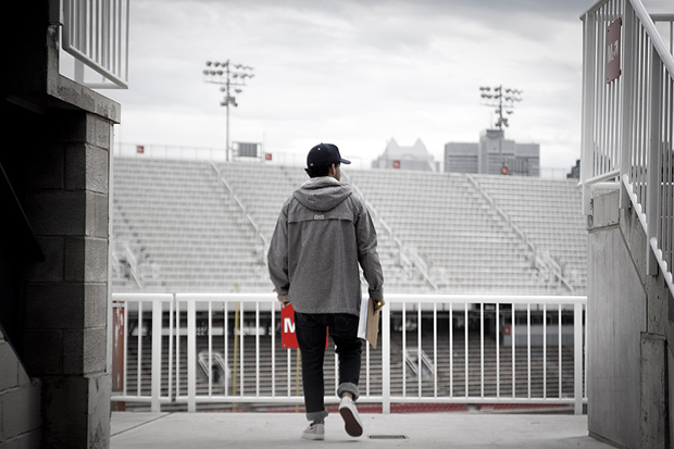 Streetsnaps: Coach Riggins