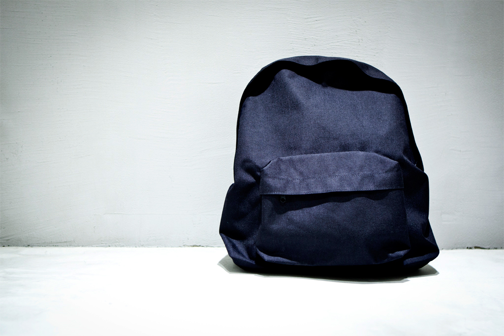 COMME des GARCONS Homme Plus Oversized Nylon Backpack