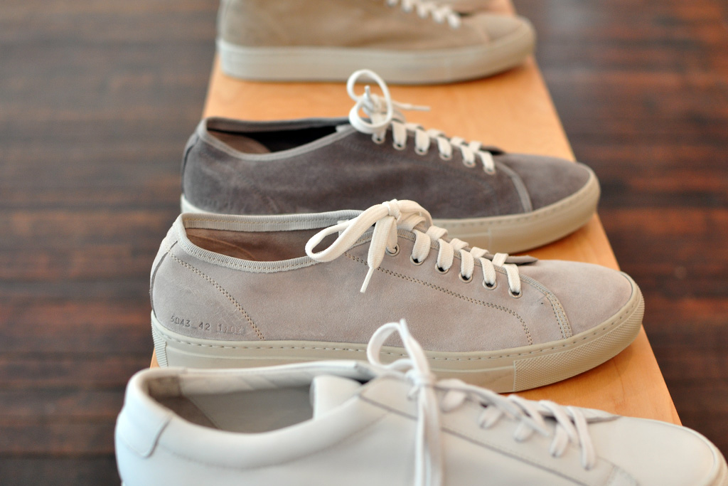 Common Projects 2012 Spring/Summer Preview
