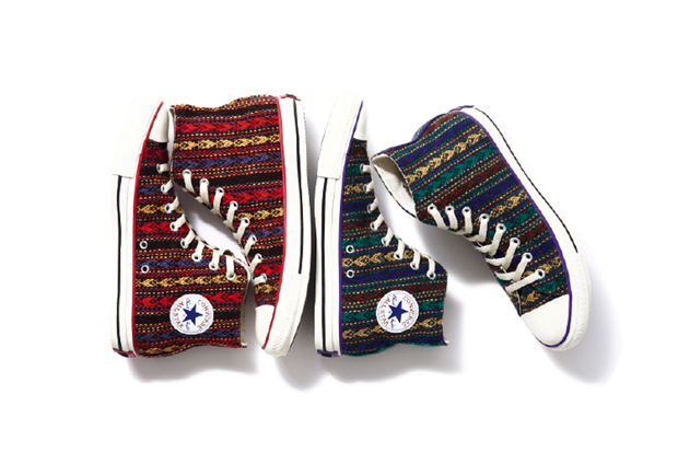 "Converse Japan All Star ""Wool"" Hi"