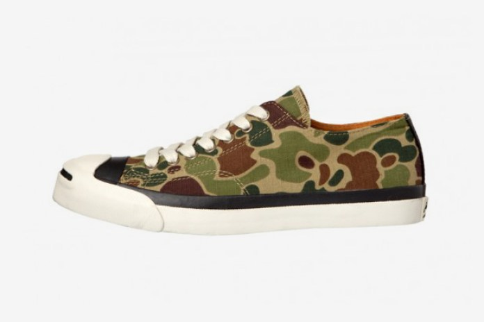"Converse Japan Jack Purcell Hunter-Camo ""Converse Hunting Club"""