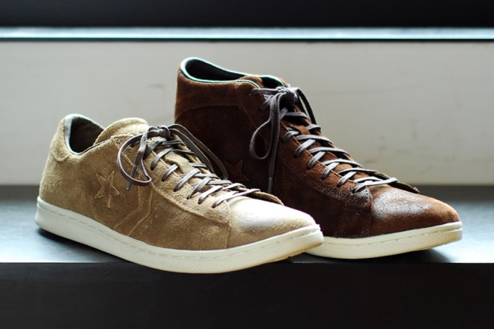 Converse John Varvatos 2011 Fall/Winter JV Pro Leather Oxford & High
