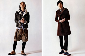 """COOL TRANS Magazine: glamb 2011 Fall/Winter """"Roundabout"""" Collection Editorial"""