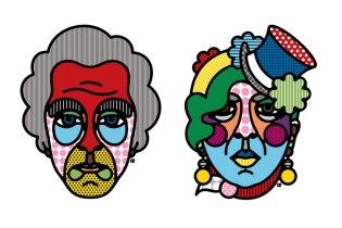 "Craig Redman ""Protagonist"" Exhibition @ Slam Jam Milan"