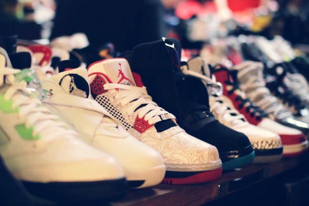 Crepe City: London Sneaker Festival