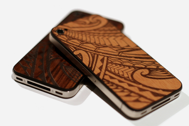 Cukui x Material6 iPhone 4 Case