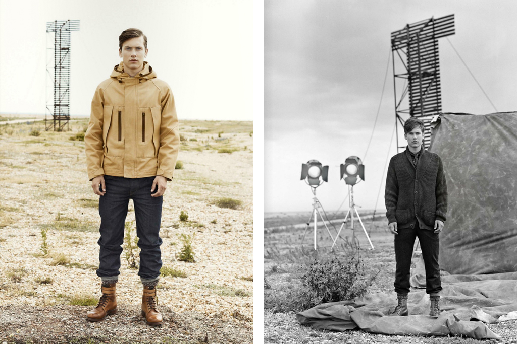 D.S.Dundee 2011 Fall/Winter Collection