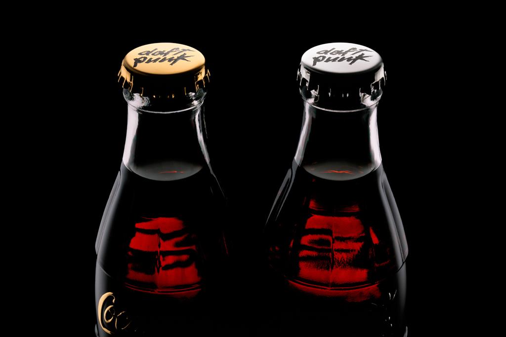 Daft Punk x Coca-Cola Limited Edition Box Set