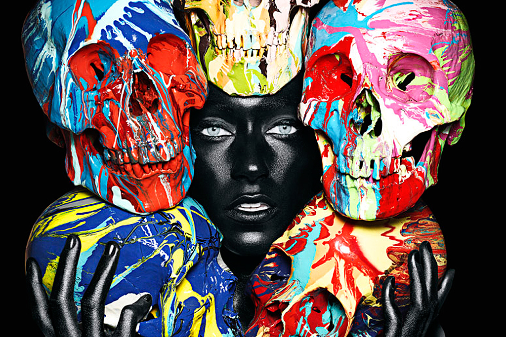 """Damien Hirst & RANKIN """"Myths, Monsters and Legends"""" Exhibition @ RANKIN Gallery"""