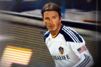 David Beckham x adidas adiPower Predator