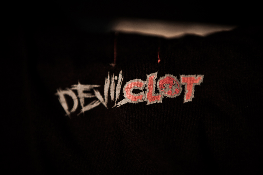 "Devilclot ""Handshake"" Capsule Collection"