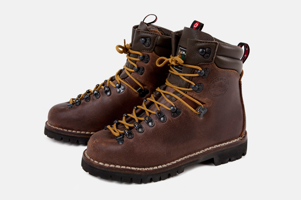 Diemme 2011 Fall/Winter Tibet Gallusser Brown Boot