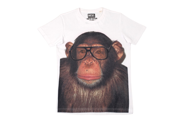 terry richardson x diesel t shirt