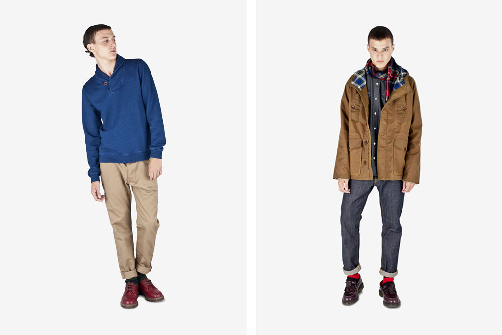 dr martens clothing 2011 fallwinter collection