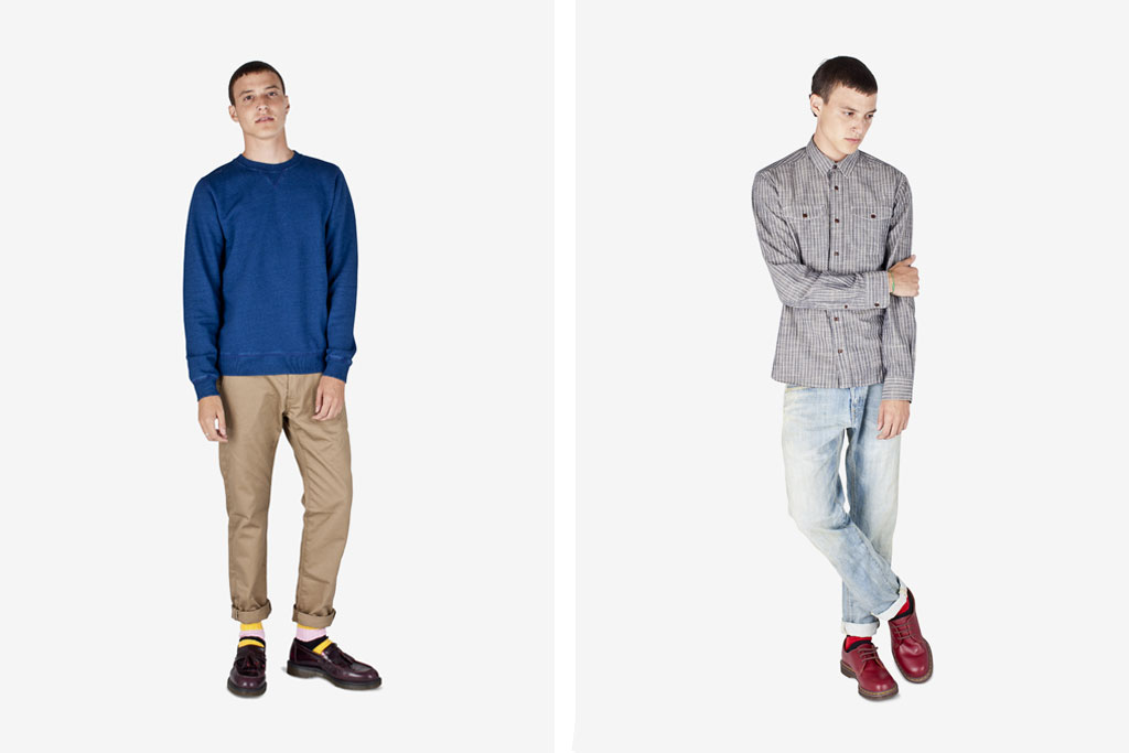 Dr. Martens Clothing 2011 Fall/Winter Collection