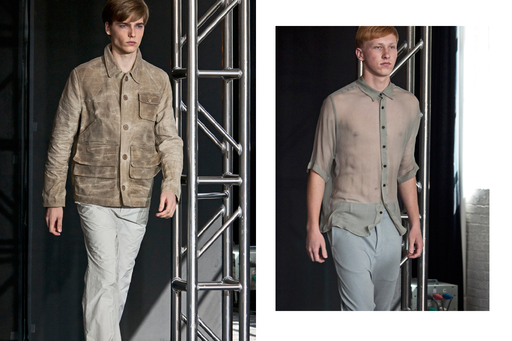 Duckie Brown 2012 Spring/Summer Collection