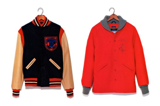 A Bathing Ape x Ebbets Field Flannels 2011 Winter Coat Collection