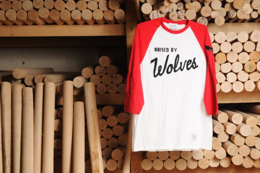 Ebbets Field x Sam Bat x Raised by Wolves Collection