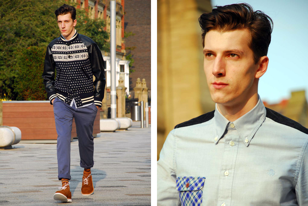 End Clothing: JUNYA WATANABE COMME des GARCONS MAN 2011 Fall/Winter Collection