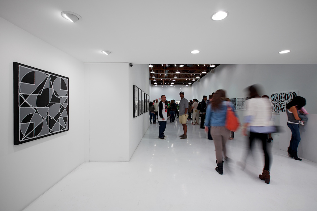 "Eric Haze ""New Mathematics"" Exhibition @ Known Gallery Recap"
