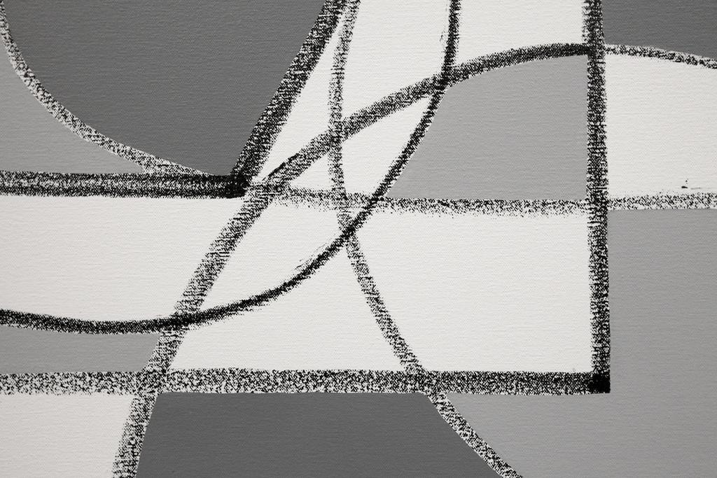 eric haze new mathematics exhibition known gallery recap