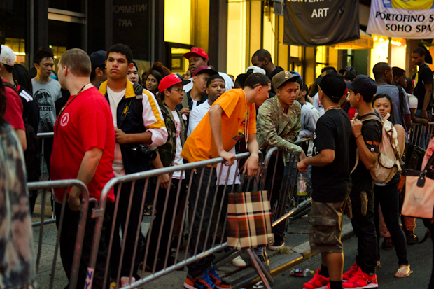 fashions night out 2011 billionaire boys club new york recap