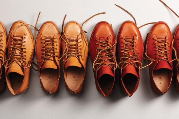 Feit 2012 Spring Hand Sewn Reconnaissance Collection