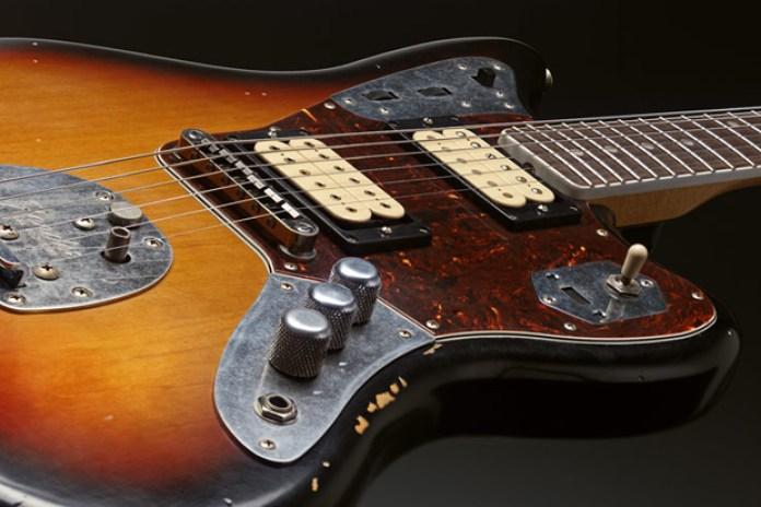 Fender Kurt Cobain Jaguar Guitar