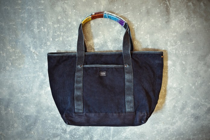 fennica x Porter Rag Handle Tote Bag - Kapok Edition