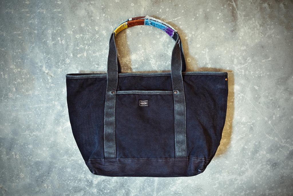 fennica x Porter Rag Handle Tote Bag - Kapok Edition
