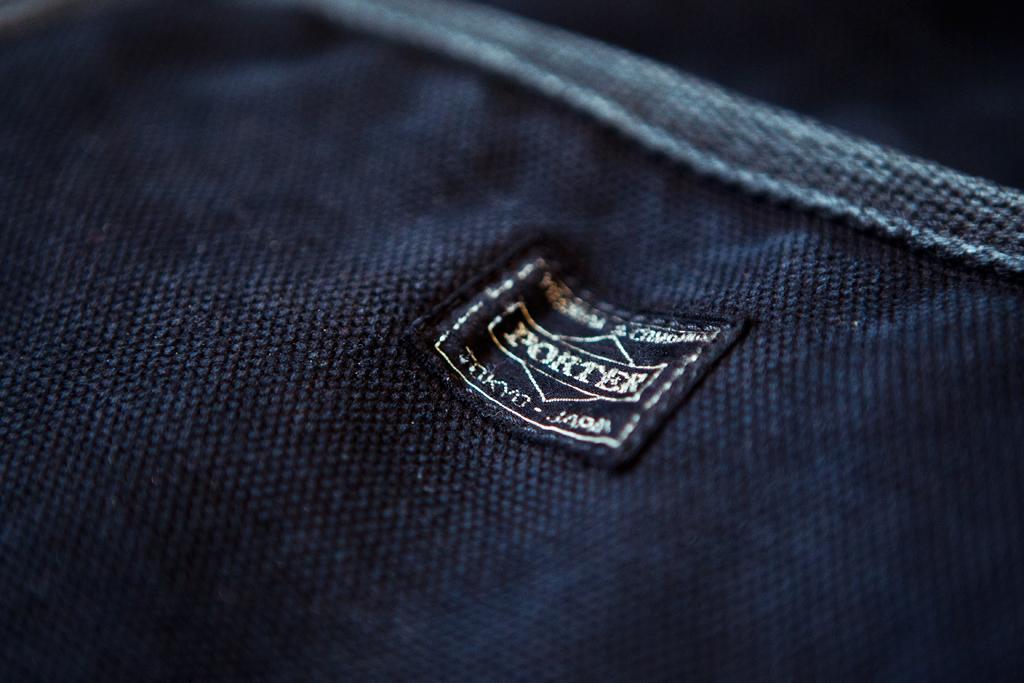fennica x porter rag handle tote bag kapok edition